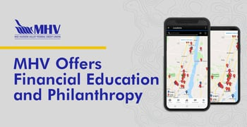 Mhv Offers Financial Education And Philanthropy