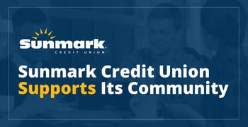 Sunmark Credit Union Supports Its Community