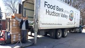Photo of MHV food bank partner