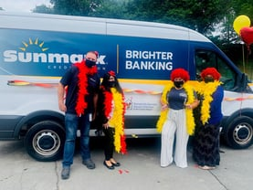 Sunmark Credit Union Volunteers