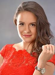 Photo of SpareFare Co-Founder Galena Stavreva