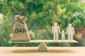 Loan and Family Graphic