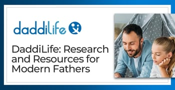 Daddilife Provides Research And Resources For Modern Fathers