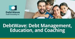 DebtWave: Achieve Financial Independence Through Education, Coaching, and Debt Management Tools