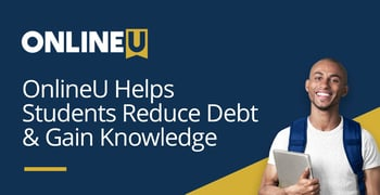 Onlineu Helps Students Reduce Debt And Gain Knowledge