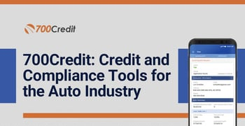 700credit Credit And Compliance Tools For The Auto Industry