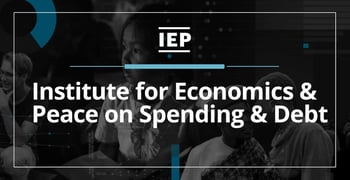 Institute For Economics And Peace On Spending And Debt