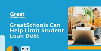 Greatschools Can Help Limit Student Loan Debt