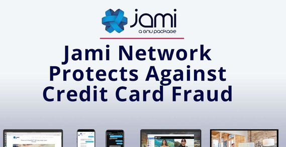 Jami: A Private Communication Network That Protects Data to Prevent Identity Theft and Credit Card Fraud