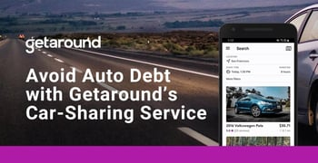 Avoid Auto Debt With Getarounds Car Sharing Service