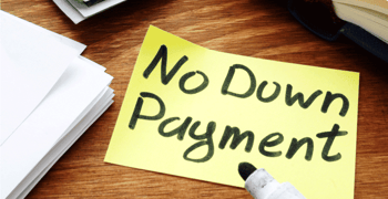 No Money Down Loans For Bad Credit