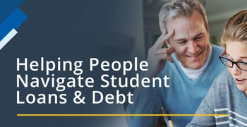 Helping People Navigate Student Loans And Debt
