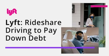 Lyft Offers Rideshare Driving Opportunities To Pay Down Debt