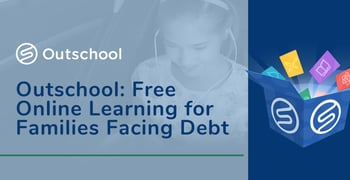 Outschool Offers Free Online Learning For Families Facing Debt