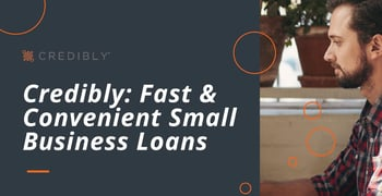 Credibly Offers Fast Convenient Small Business Loans