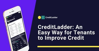 Creditladder Provides An Easy Way For Tenants To Improve Credit