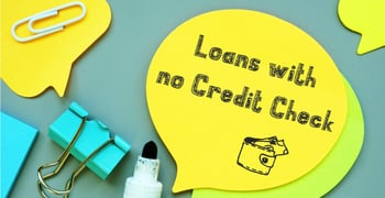 Payday Loans With No Credit Check