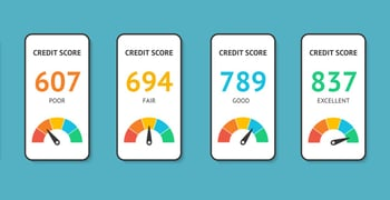 Why You Have Different Credit Scores