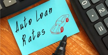 Auto Loan Rates For Bad Credit Borrowers