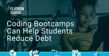 Coding Bootcamps Can Help Students Avoid Debt