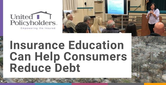 Consumers Who Understand Insurance Coverage Can Save Money and Reduce Debt After Disasters