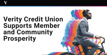 Verity Credit Union Supports Member And Community Prosperity