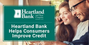 Heartland Bank And Trust Helps Consumers Improve Credit