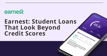 Earnest Loan Products Help Minimize Student Debt