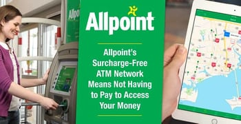 Allpoint Helps Avoid Paying To Access Your Money