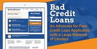 BadCreditLoans.com: An Advocate for Poor Credit Loan Applicants with a Large Network of Lenders