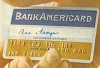1958 — BankAmericard