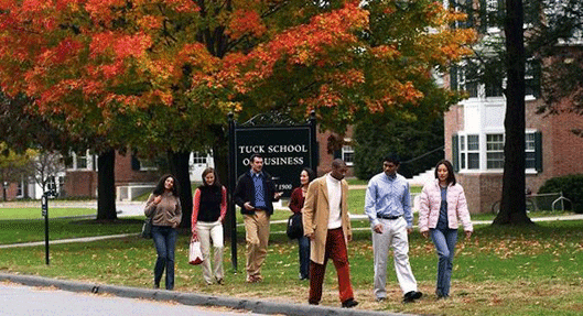 Business-Schools-Research-Citations--Dartmouth-Tuck-School-of-Business
