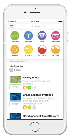 CardsMix App Screenshot