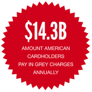 Americans Pay $14.3B in Grey Charges Annually