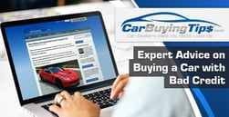 Driving Decisions: CarBuyingTips™ Offers Consumers with Shaky Credit Expert Advice on Purchasing Vehicles
