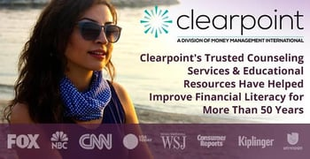 Clearpoint's Trusted Counseling Services & Educational Resources Have Helped Improve Financial Literacy for More Than 50 Years