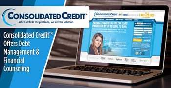 23 Years & 5M+ Clients: Nonprofit Consolidated Credit™ Offers Debt Management & Financial Counseling to Help You Learn How to Get — and Stay — Out of Debt