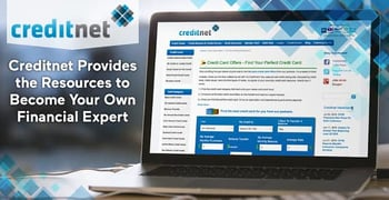 Become A Financial Expert With Creditnet Resources