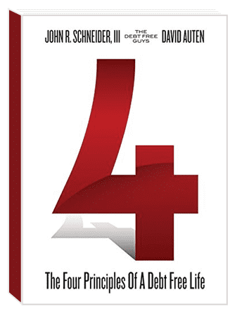 Cover of 4: The Four Principles of a Debt Free Life
