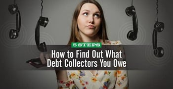 Debt Collectors You Owe