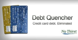 Pay Off Your Credit Cards Faster with the Debt Quencher App