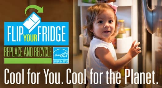ENERGY STAR Flip Your Fridge Campaign Ad
