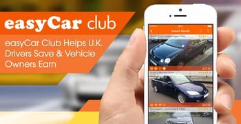easyCar Club's Peer-to-Peer Rental Program Means Serious Cash for Car Owners & Big Savings for Drivers in the U.K.