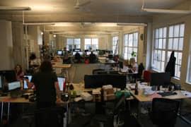 FutureAdvisor's office in San Francisco, California.