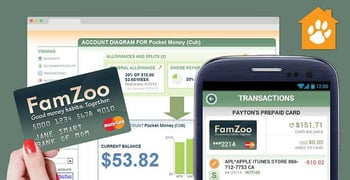 Famzoo Makes Parents Bankers Not Just A Bank