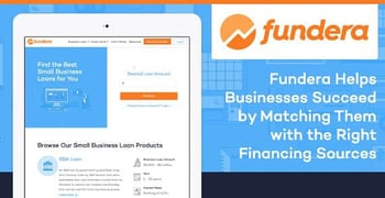 Fundera Helps Businesses Succeed With The Right Financing Sources