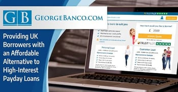 George Banco Gives Uk Borrowers An Alternative To Payday Loans