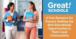 GreatSchools — A Free Resource for Parents Seeking the Best Educational Opportunities in Their Local Communities