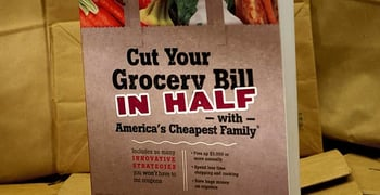 """Cut Your Grocery Bill in Half"": A Must-Read for People in Debt"