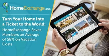 Homeexchange Saves Members On World Travel
